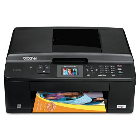 Brother MFC-J425W Wireless All-in-One Inkjet Printer