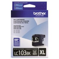 Brother LC103 Innobella High-Yield Ink Cartridge, Select Color (600 Page Yield)