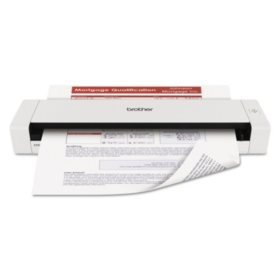 Brother DS-720D Mobile Scanner with Duplex, 600 x 600 dpi