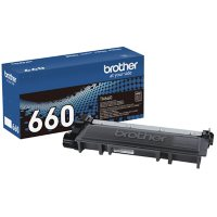 Brother TN660 High Yield Toner, Black - Save $5 with purchase of Member's Mark Multipurpose Copy Paper Case