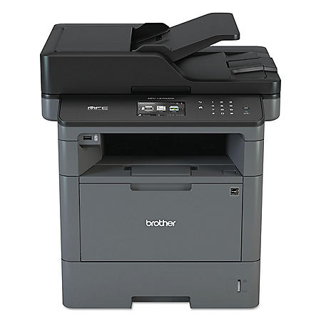 Brother MFC-L5700DW Business Laser Wireless All-in-One, Copy/Fax/Print/Scan