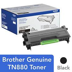 Brother TN880 Super High-Yield Toner, Black