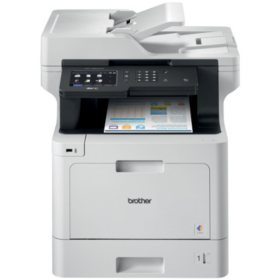 Brother MFC-L8900CDW Business Color Laser All-in-One, Copy/Fax/Print/Scan