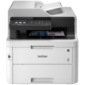 Brother MFC-L3750CDW Wireless Multifunction Color Laser Printer