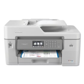 Brother MFC-J6545DW Inkvestment All-In-One Inkjet Printer