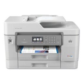 Brother MFC-J6945DW INKvestment All-in-One Inkjet Printer
