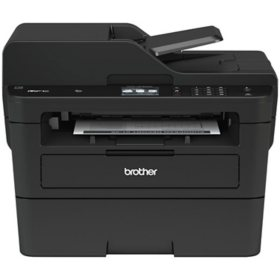 Brother MFCL2750DW Compact Laser All-in-One Printer with Single-Pass Duplex Copy and Scan, Wireless and NFC