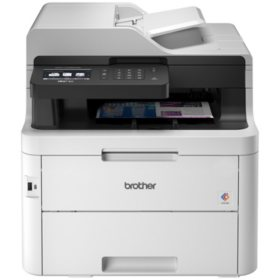 Brother MFC-L3750CDWB Multifunction Color Laser Printer