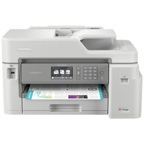 Brother MFCJ5845dwxlb Inkvestment Tank Color Inkjet All-in-One Printer Club, Copy; Fax; Print; Scan
