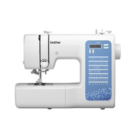 Brother CP80X Sewing Machine with Quilt Design Software Bundle