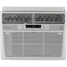Frigidaire Energy Star 12,000 BTU 115V Window-Mounted Compact Air Conditioner with Temperature Sensing Remote Control