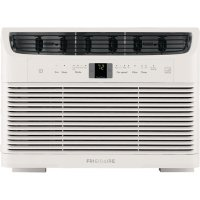 Frigidaire Energy Star 5,000 BTU 115V Window-Mounted Mini-Compact Air Conditioner with Full-Function Remote Control, White