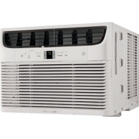 Frigidaire Gallery Energy Star 12,000 BTU 115V Cool Connect Smart Window Air Conditioner with Wi-Fi