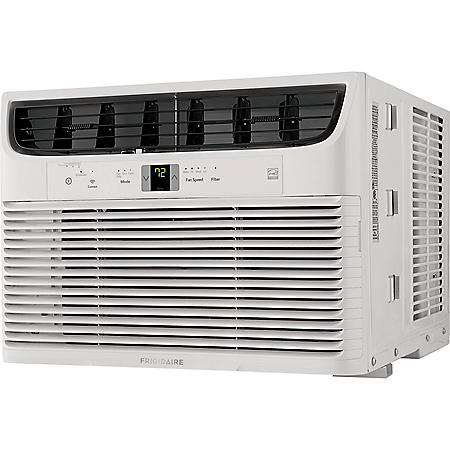 Frigidaire Gallery Energy Star 15,000 BTU 115V Cool Connect Smart Window Air Conditioner with Wi-Fi