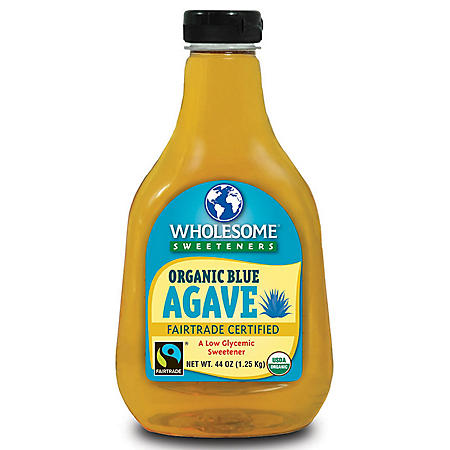 Wholesome Sweeteners Organic Blue Agave Nectar - 44 oz.