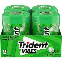 Trident Vibes Spearmint Rush Sugar-Free Gum (4 pk.)