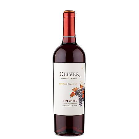 Oliver Soft Red (750 ml)