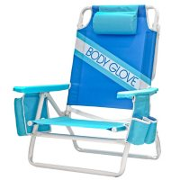 Body Glove 5-Position Beach Chair (Assorted Colors)
