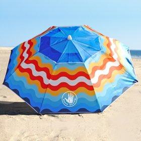 Body Glove 7' Beach Umbrella