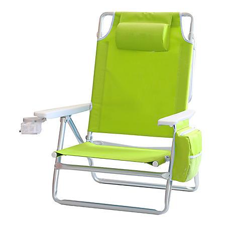Lime Beach Chair