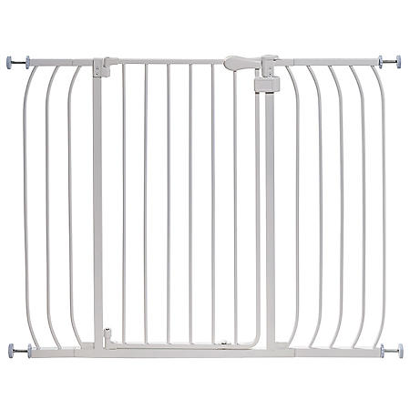 Summer Infant Multi Use-White, Extra Tall Walk Thru Gate