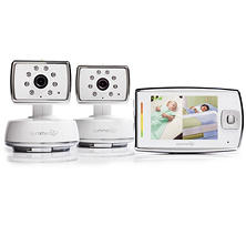 Summer Infant Dual View Split-screen Video Monitor