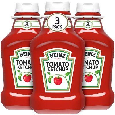 Ketchup, Mayo & Mustard