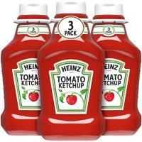 Heinz Tomato Ketchup (44 oz., 3 pk.)