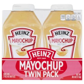 Heinz Mayochup Saucy Sauce (19.25 oz., 2 pk.)