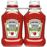 Heinz Organic Certified Tomato Ketchup (88 oz.)