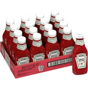 Heinz Original Tomato Ketchup (14 oz., 16 pk.)