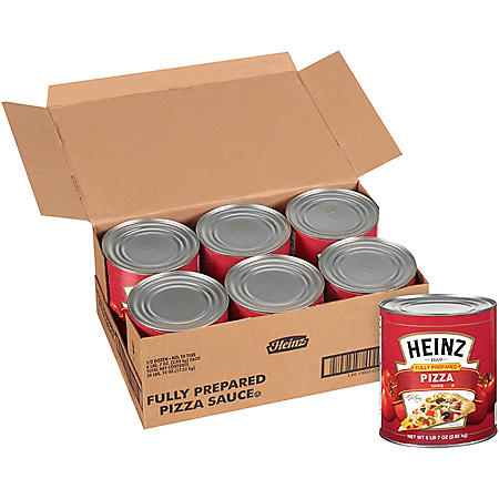 Heinz Pizza Sauce Can (104 oz.)