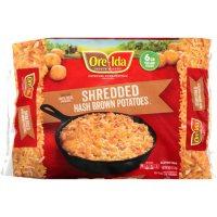 Ore-Ida Shredded Hash Brown Potatoes (6 lbs.)