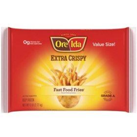 Ore-Ida Fast Food Fries - 6 lb.