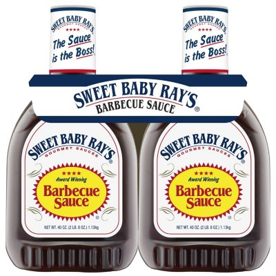 BBQ Sauces & Marinades