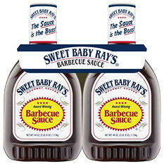 Sweet Baby Ray's Barbecue Sauce (40 oz. bottle, 2 ct.)