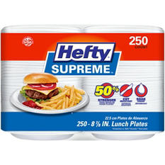 Hefty Supreme Plates (250 ct.)