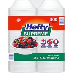 Hefty Supreme Foam Bowls Heavyweight, 12 oz. (300 ct.)