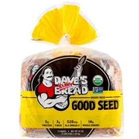 Dave's Killer Bread Organic Good Seed (27 oz., 2 pk.)