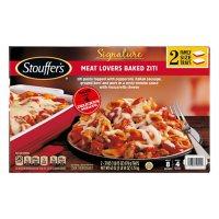Stouffer's Signature Meat Lovers Baked Ziti (31 oz. trays, 2 pk.)