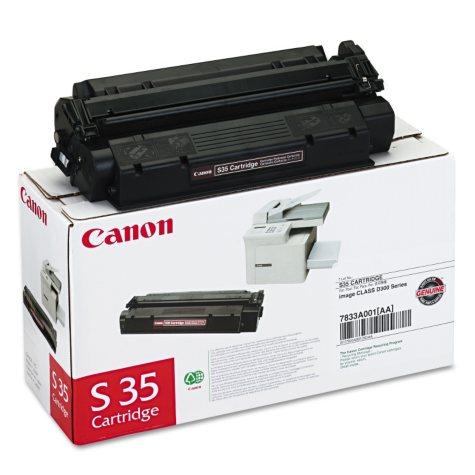Canon S35 Toner Cartridge, Black (3,500 Page Yield)