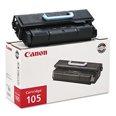 Canon 105 Toner Cartridge, Black (10,000 Yield)