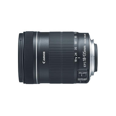 Canon EF-S 18-135 IS F/3.5-5.6 Lens
