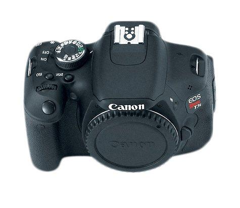 Canon T3i 18.0MP DSLR Camera - Body Only