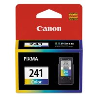 Canon CL-241 Ink Cartridge, Tri-Color