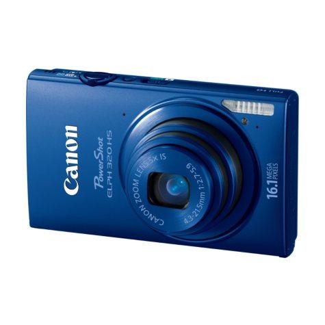 Canon ELPH 320 HS 16.1MP Digital Camera - Various Colors