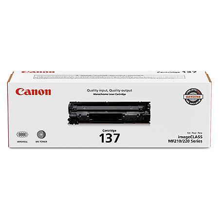 Canon 137 Toner, Black