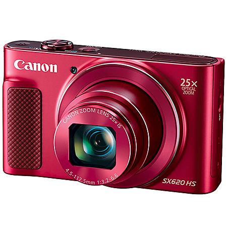 Canon SX620 HS PowerShot (Various Colors)