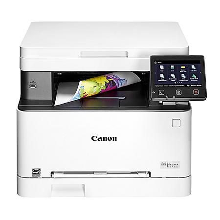 Canon Color imageCLASS MF641Cw ‐ Multifunction Wireless Color Laser Printer