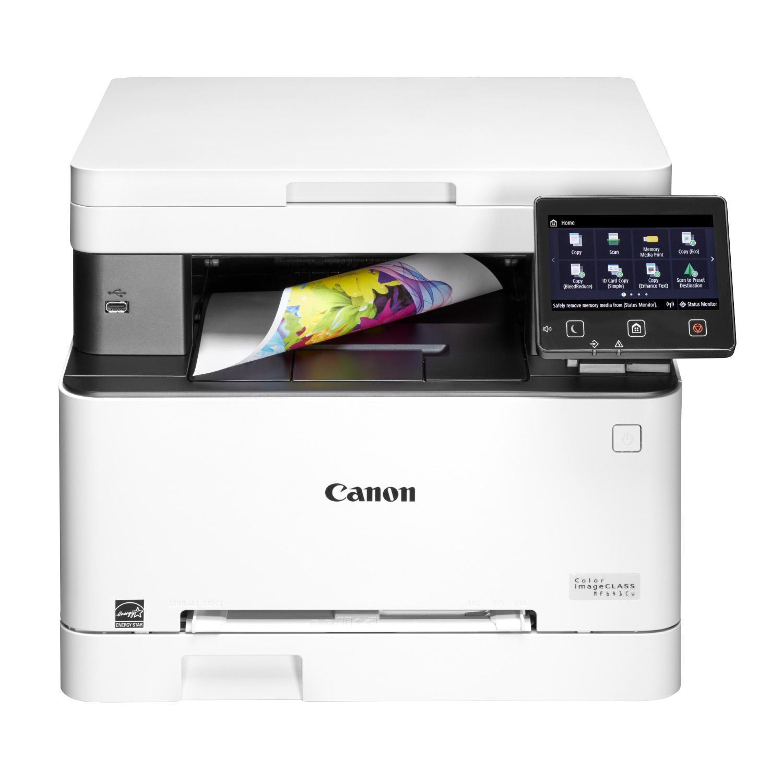Canon imageCLASS MF641Cw Wireless Network Color Laser 4-in-1 Printer